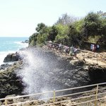 Blow Hole Day Trip.