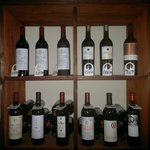 Detalle bodega - Restaurante EL SERBAL (Santander)