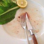Il filetto più buono, tenero e perfettamente (non) cotto degli ultimi anni, servito con un colte
