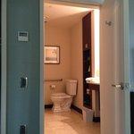 バスルームがともかく広い