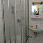 Ванная комната номера Gluck