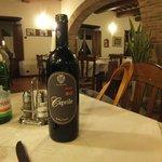 vino della casa