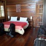 Schlafzimmer Bungalow Nr. 2