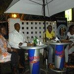 Guests at Ambrosia
