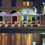 Grand Hotel Aminta Dafne Outdoor Restaurant A la Carte