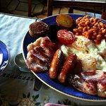 Woodview Farmhouse Irish Breakfast