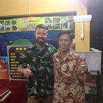 Hawaiian shirt brothers