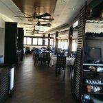 Lobster Pot's brand new interior.