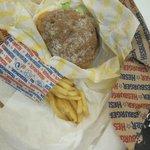 Ruis Burger Meal