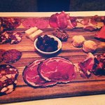 Charcuterie at Cypress