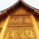 Temple building