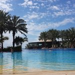 Prachtig zwembad Lopesan Costa Meloneras