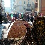 Gran Balon: Torino: Italia: tende militari