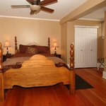 Featuring Queen Beds in our B & B