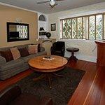 Sitting Area of The Quamichan Suite