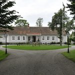 Entrance to the Villa Pastora