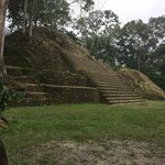 Local Mayan Ruins in town