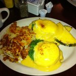 Wonderful Eggs Florentine
