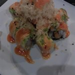 Volcano...The best Volcano roll i've ever had