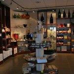 boutique champagne et produits régionaux