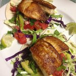 Fish Tacos with Tilapia