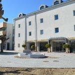 Photo de Hotel Bienestar Balneario de Gravalos