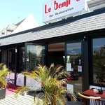 le benji's bar restauration