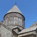 Одна из башен монастыря