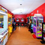 Kid Friendly Game Room