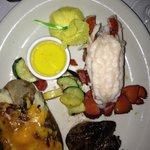 Meal at Chop 239