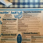 Cracklin Jack's on the way to 75/Airport