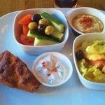Veggie friendly meditteranean breakfast - Enjoy West End