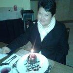 Festejando mis 40 Años
