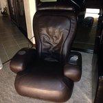 Massage chair .. aaaaaah