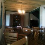Restaurante, local apropriado para um bom café da manhã.