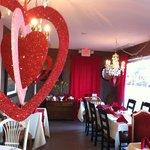valentines dinner 2014
