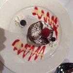 нежнейший шоколадный десерт