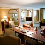 Spacious 500+ square foot king suites