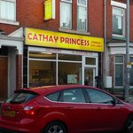 Cathay Princess, Crewe