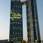 Morning view of The ST.Regis Abu Dhabi. by Krt.
