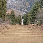 View from the top of the Manitou Incline