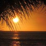 Sunset, next stop Hawaii