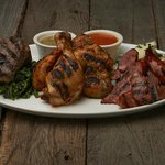 Rustic Mixed Grill