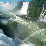 Beautiful Iguazú Falls