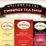 Enjoy a speciality tea