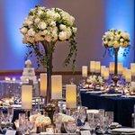 Elegant Ballroom Set Up