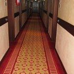 3rd florr corridor