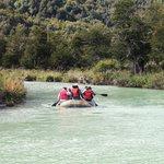 Flotada por el Río MAnso