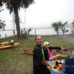 Kayak Amelia January 2014