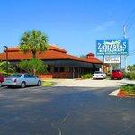 Zaharias Restaurant, St. Augustine Beach, Florida